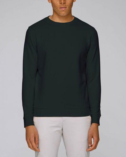 """Unisex Rundhals-Sweatshirt """"Change your view"""""""