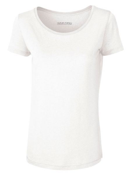 Damen Basic Modal Shirt Roundneck