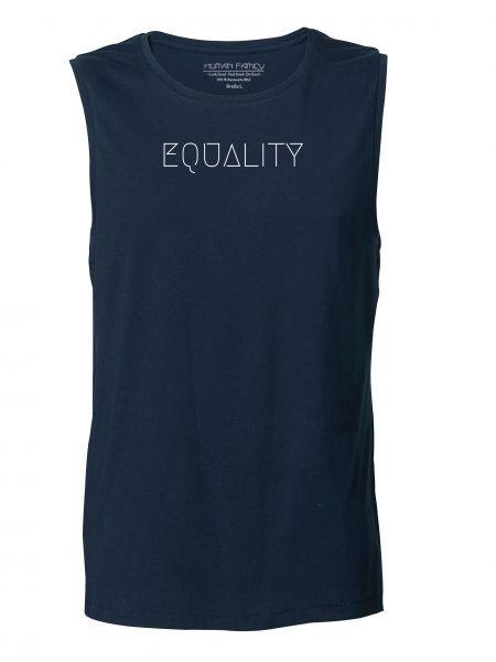 """Ärmelloses Herren T-Shirt - Skates """"Equality"""""""