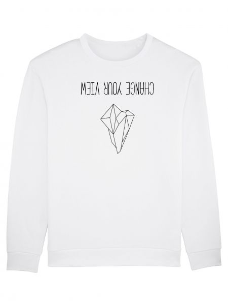 "Unisex Sweatshirt ""Smooth - Change your view"""
