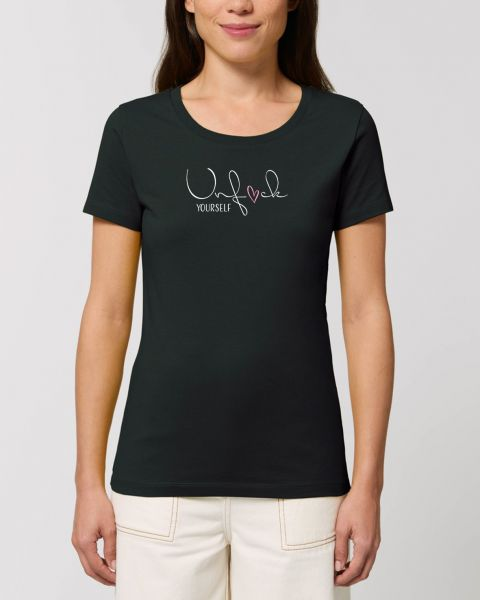 "Damen T-Shirt ""Unf*ck yourself"""