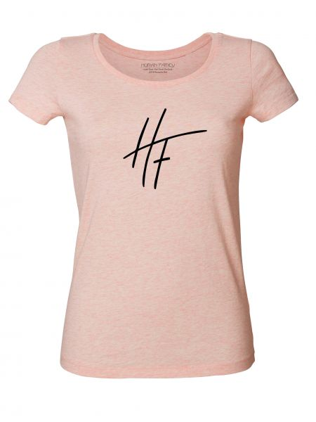 "Damen Rundhals T-Shirt ""Amorous BIG HF"""