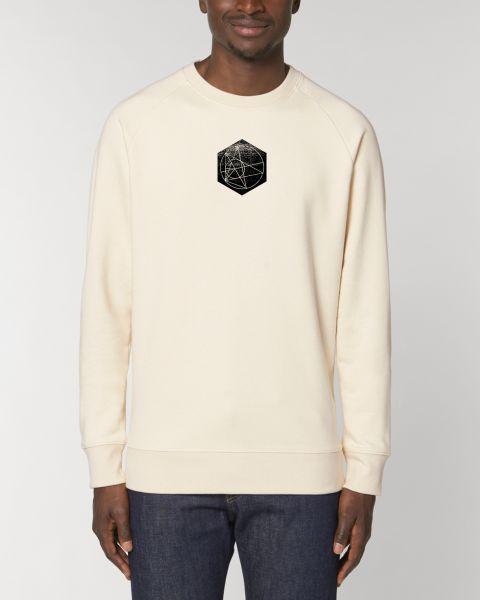"""Herren Sweatshirt """"Practice - Hexagon"""""""