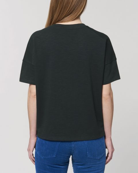 "Schweres oversize T-Shirt ""Mood - You are Not Alone"""