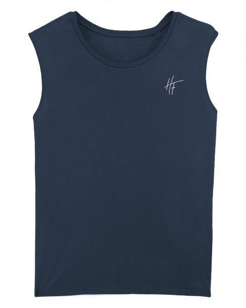 """Ärmelloses Damen Shirt """"Glimmer Modal - HF"""""""