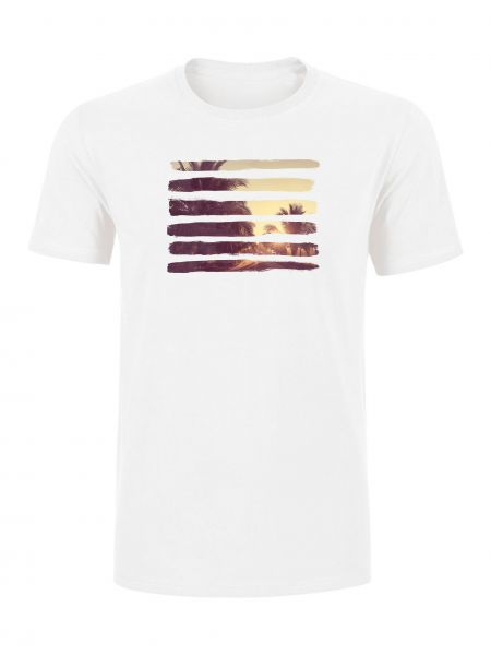 "Herren T-Shirt ""Rolls - Nature Stripes"""