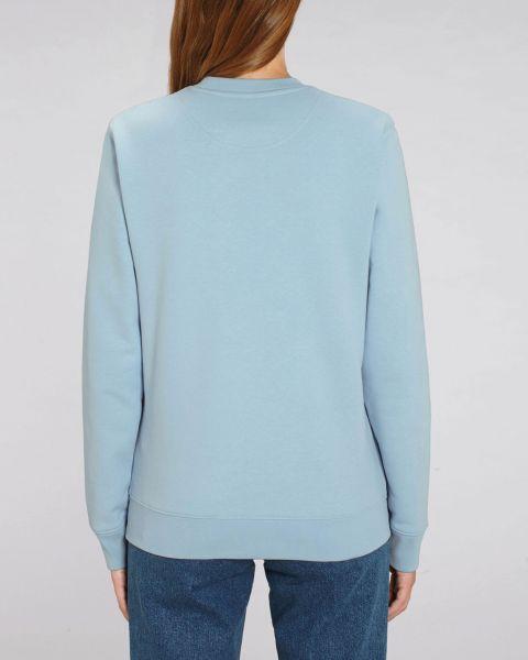 """Unisex Sweatshirt """"Switch - Save Oceans"""" in 3 Farben"""