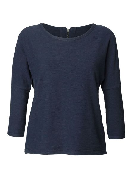 Women 3/4 Sweatshirt - Backzip