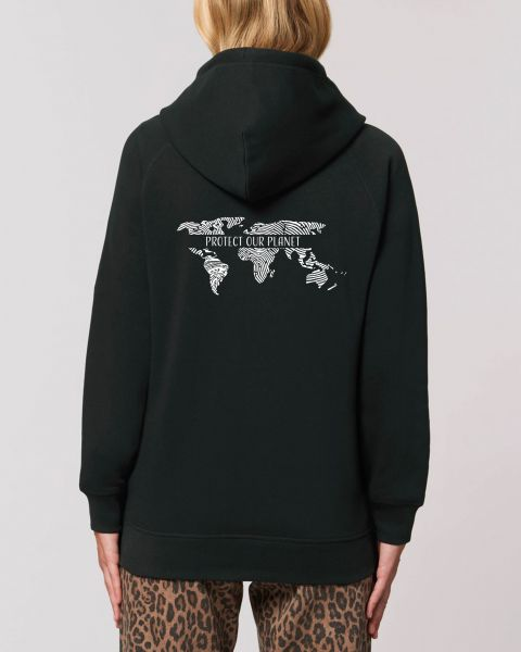 "Unisex Hoodie ""Shelter - Protect our Planet"""