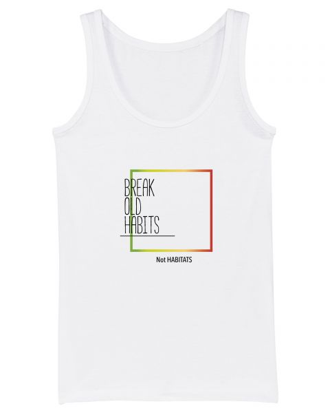 "Damen Tank-Top ""Gleam - Old Habits"""