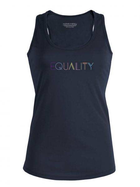 "Damen Top ""Shine - Equality"""