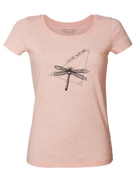 "Damen Rundhals T-Shirt ""Amorous Love Nature"""