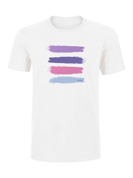 "Man Sommer T-Shirt ""Rolls - Stripes"""